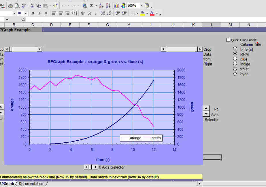 bpgraph screenshot