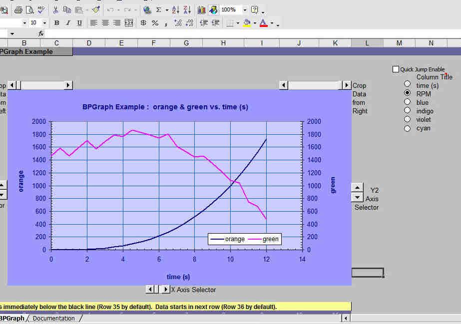 bpgraph screenshot